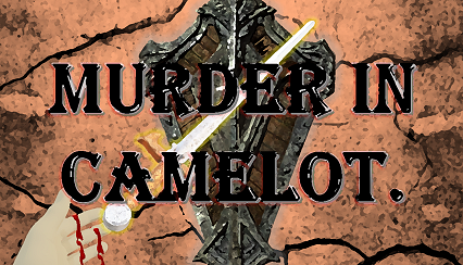 Murder at Camelot, an online murder mystery for upto 5 (remote) players where each player gets to act the part